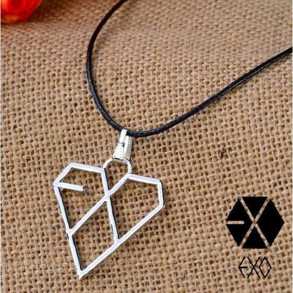 Exo Logo Necklace