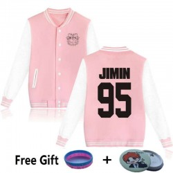 Bangtan Boys Jacket Coat