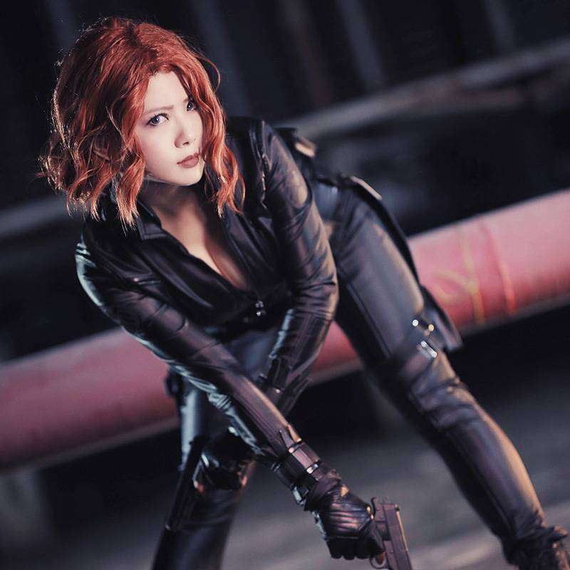Avengers-Black-Widow-Cosplay-Natasha-Rom
