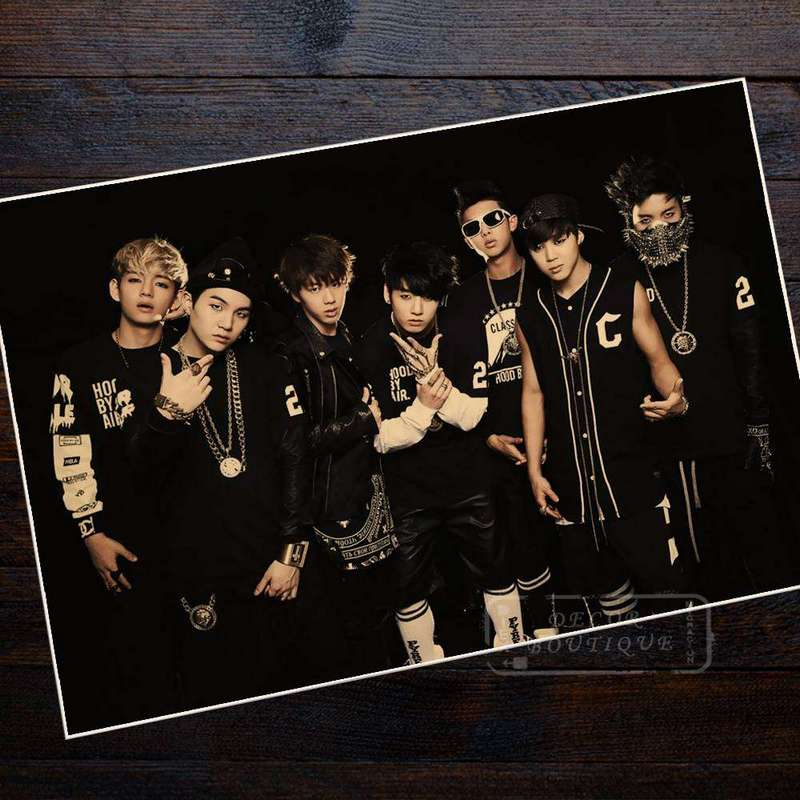 Bts Poster - KPOP PHOTO PRODUCTS - | KPOP ULTRA