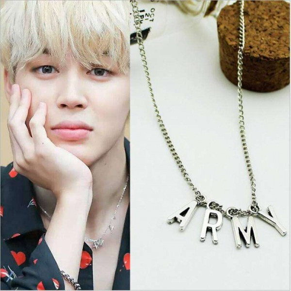 Bts Necklace