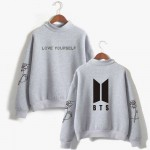 Bts Sweater Sweatshirt