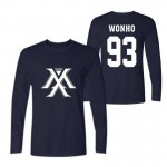 Monsta X Long Sleeve T-Shirt