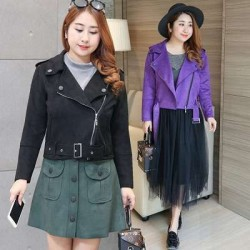 Korean Style Jacket - Coat