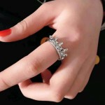 Kore Style Ring