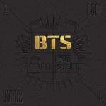 [BTS] 2 COOL 4 SKOOL 1st Single Album CD+Booklet, KPOP