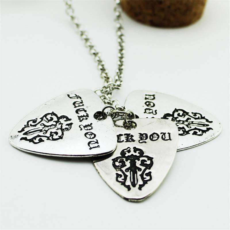 Bts Necklace - KPOP JEWELRY -