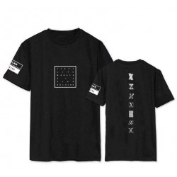 Monsta X Short Sleeve T-shirt